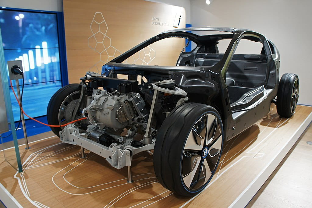 BMWs electric cars