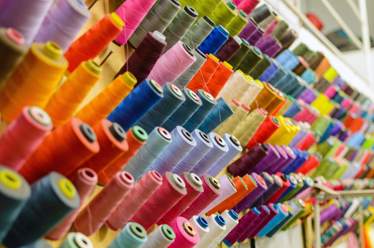 Fabric and textile industry