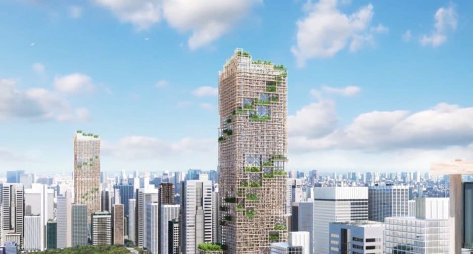 Timber towers