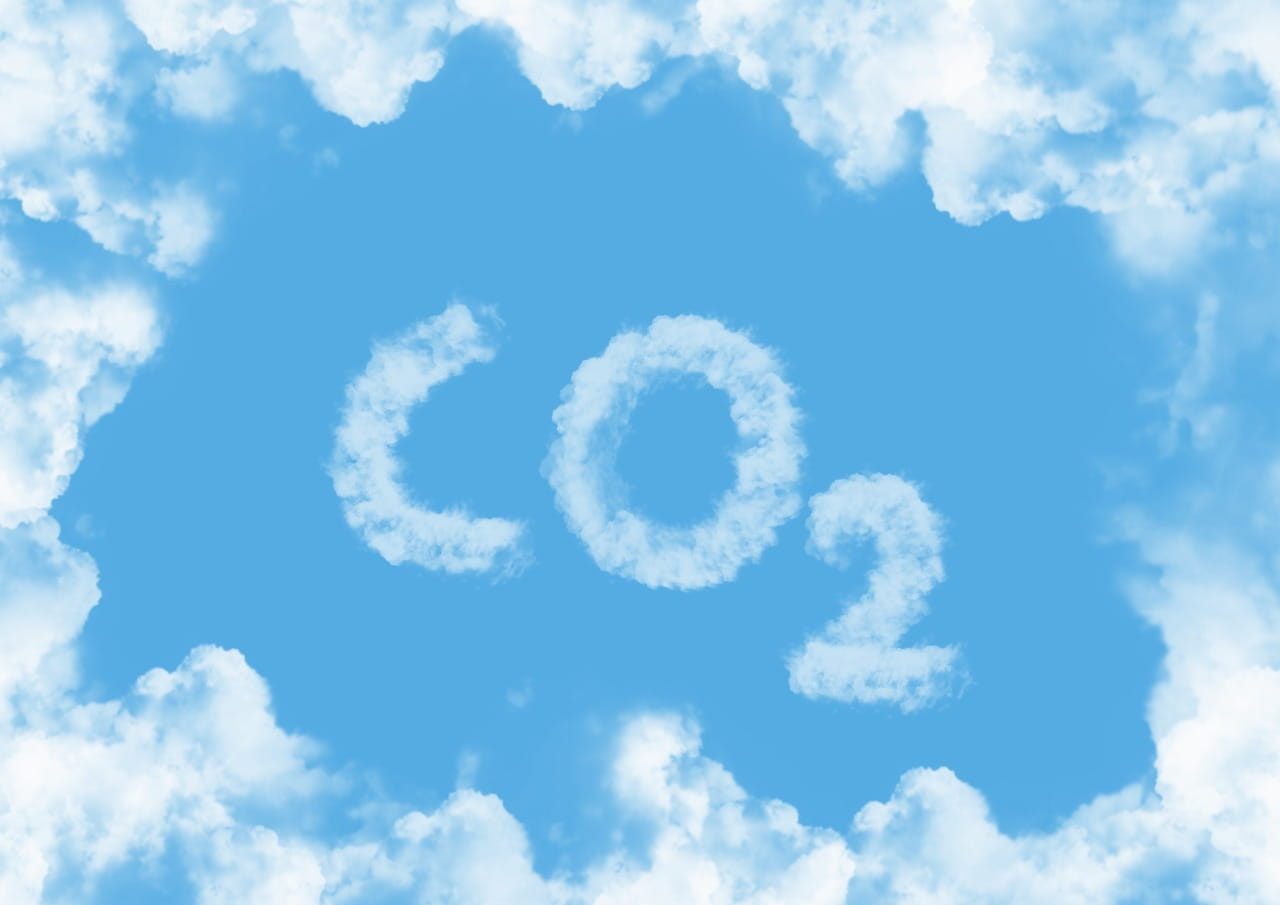 co2 graphic