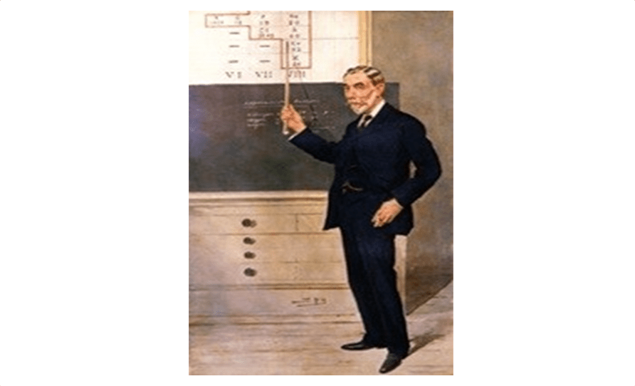 sir william ramsay teaching