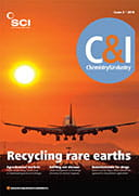 Selected Chemistry & Industry magazine issue
