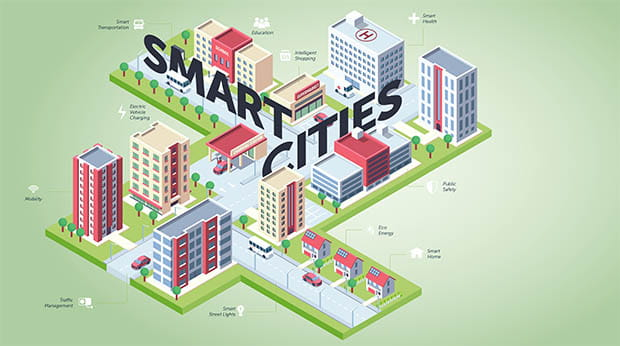 018 Smart cities spread web