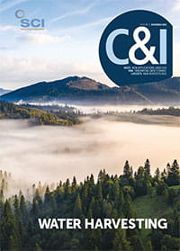 Chemistry & Industry Magazine, Issue 11 2020 cover