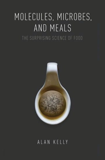 Molecules, microbes and meals book cover