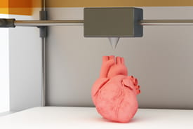 3d printing is helping cardiologists to plan operations and reduce risk.