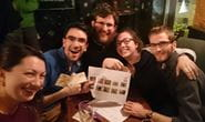All Ireland Table Quiz - First Place