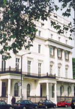 SCI Headquarters, Belgrave Square