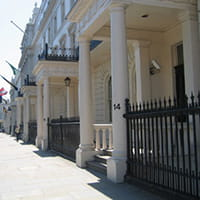 Belgrave Square, London