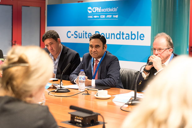 C-suite roundtable