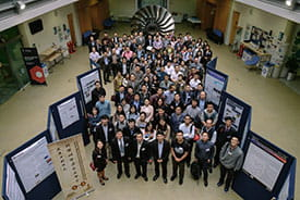 The group at the 23rd joint annual SCI CSCST conference