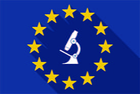 EU flag science