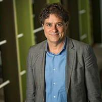 Professor David Goldstein, teh enwly appointed Chief Advisor in Genomics at AstraZeneca