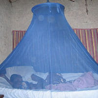 Malaria Prevention Bed Net