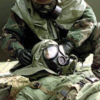 nerve gas attack