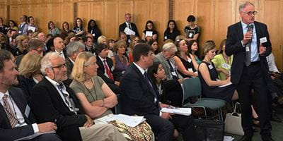 Parliamentary Links Day Question Time