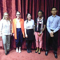 Young Lipid Scientist Awards 2015 Nominees