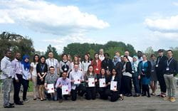 Young Researchers in Agri-Food Group photo