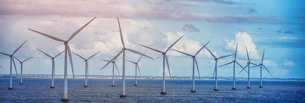 SCI PoliSCI newsletter 03 11 2020 - image of an offshore windfarm