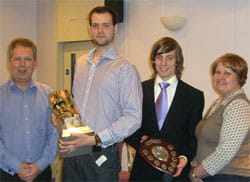 Andy Kerridge, Fraser Courts, Ben Summers, Sarah Knapper