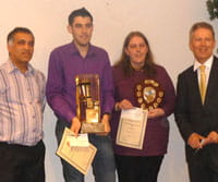 food group winners 2012 north