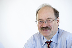 Sir Mark Walport, the first CEO of UKRI