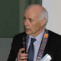 Paul Booth OBE AGM 2013