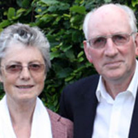 Peter and Sue Grimbly