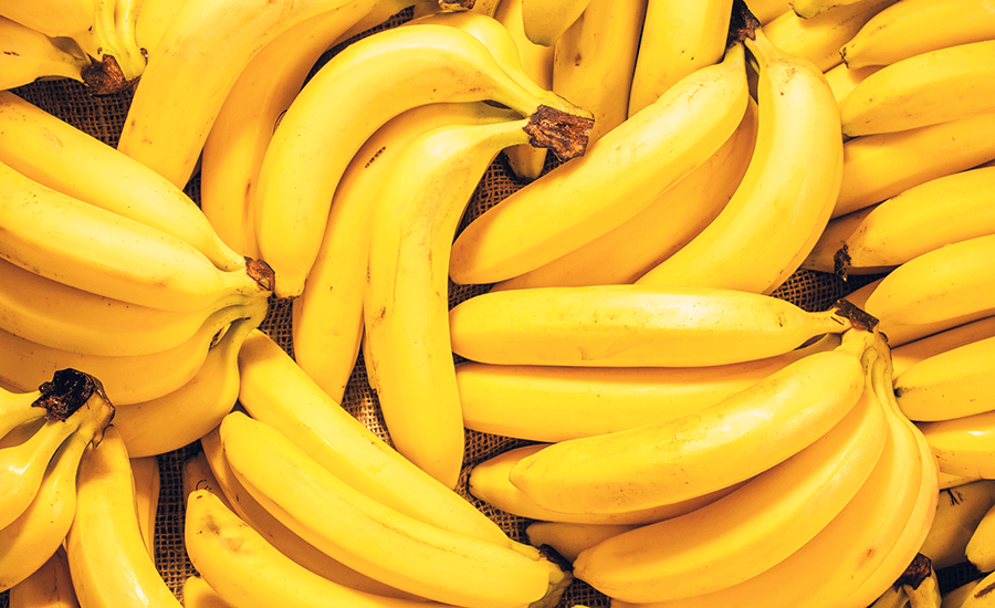 SCIblog - 1 March 2021 - A trip to the Bronze Age dentist - image of a pile of bananas