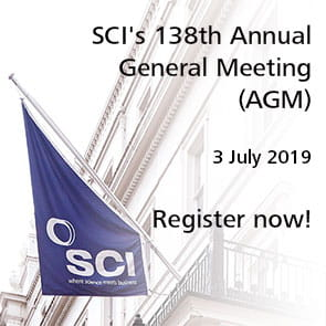SCI's 138th Annual General Meeting (AGM)