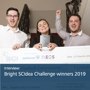 Bright SCIdea winners 2019