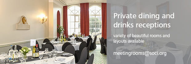 Private Dining and Drinks Receptions