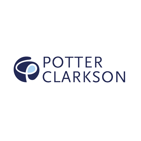 SCI Bright SCIdea Supporting Partner logo - Potter Clarkson