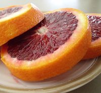 Blood Orange by Silentcynic